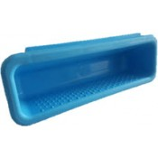 Peldaño en PVC Nacional Azul Claro