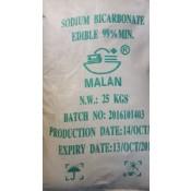 Bicarbonato de Sodio Bulto 25 Kg