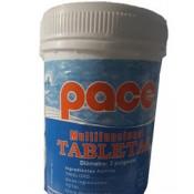 Cloro Pastilla HTH Multifuncional 200 Gr 91%