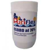 Cloro Granulado Puriflex 70% 1 Kg